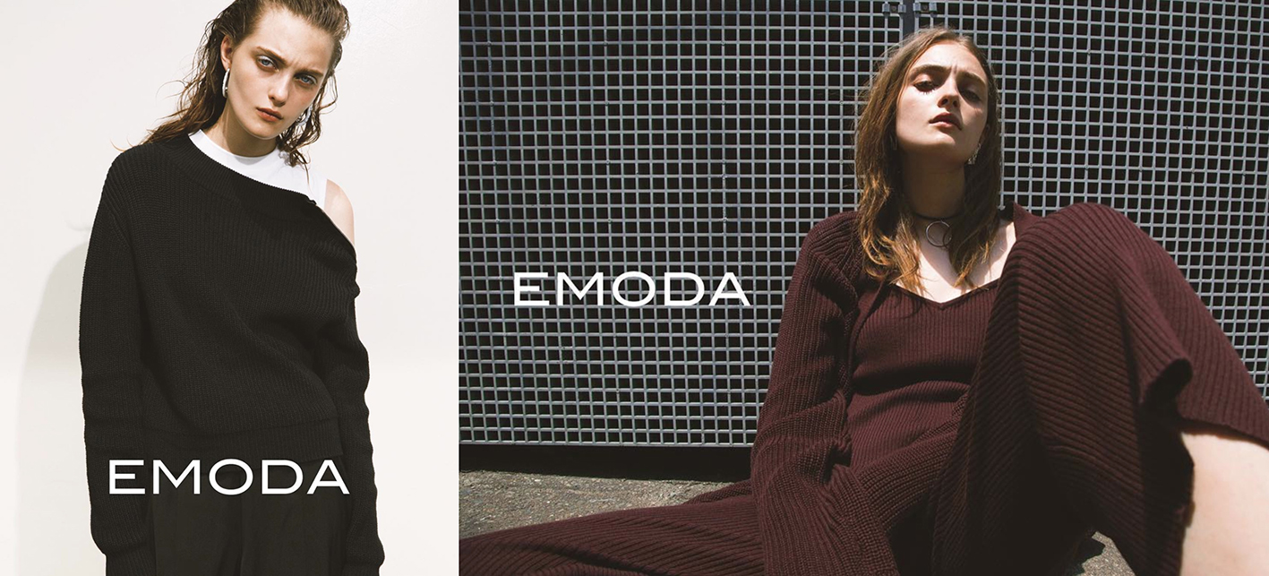 EMODA AD visual 2016AW
