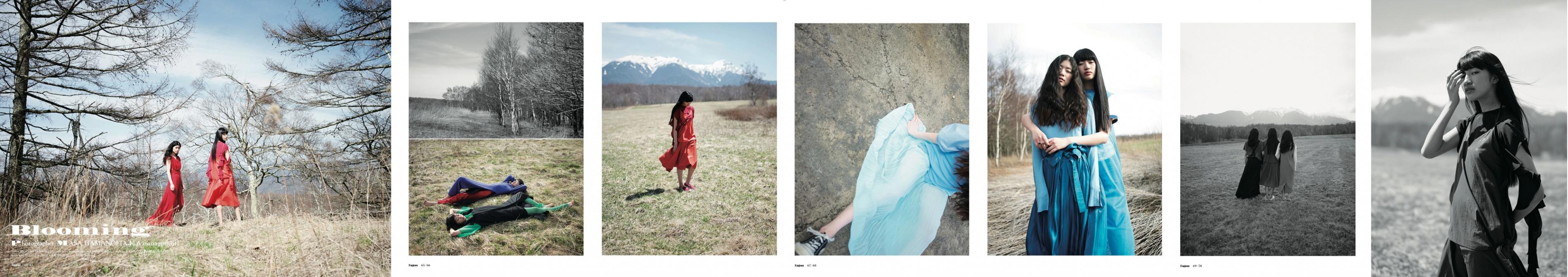 Engram Magazine Blooming_MASA_HAMANOI