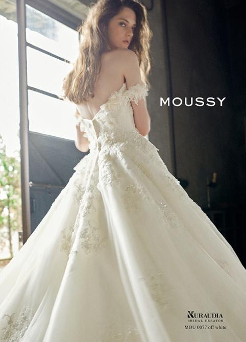 moussy wedding 2016AW