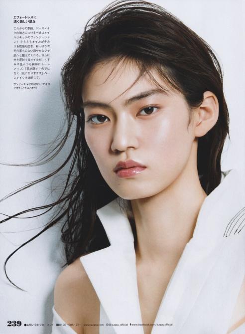 ELLE JAPAN 2018 4月号 AUQQU