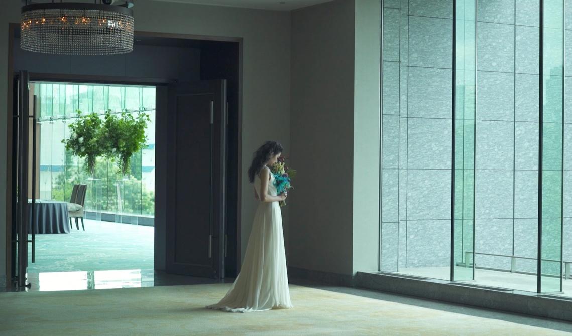 PALACE HOTEL TOKYO WEDDING MOVIE