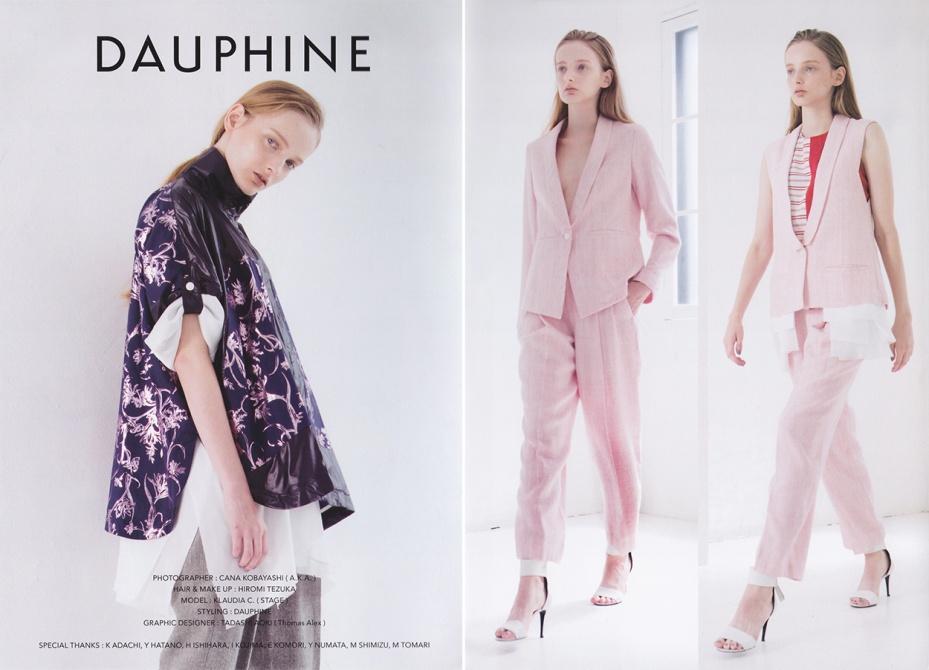 DAUPHINE 2019SS