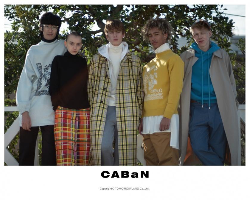 CABaN_2019 SS