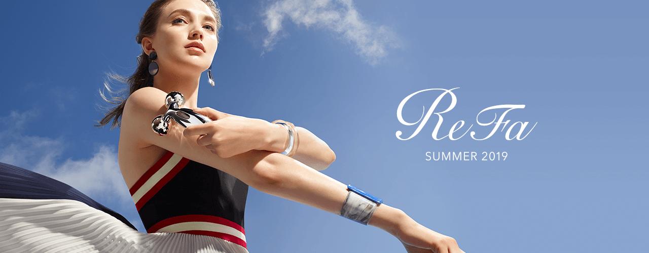 ReFa SUMMER 2019