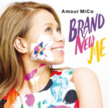 Amour MiCo「BRAND NEW ME」,NYLON JAPAN×Amour MiCo