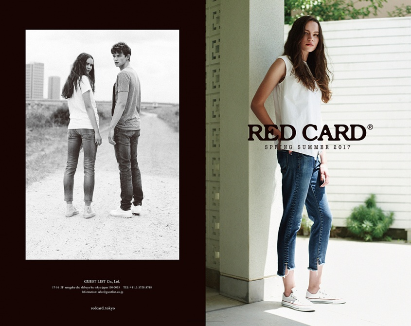 RED CARD 2017SS