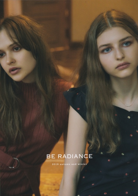 BE RADIANCE 2019AW