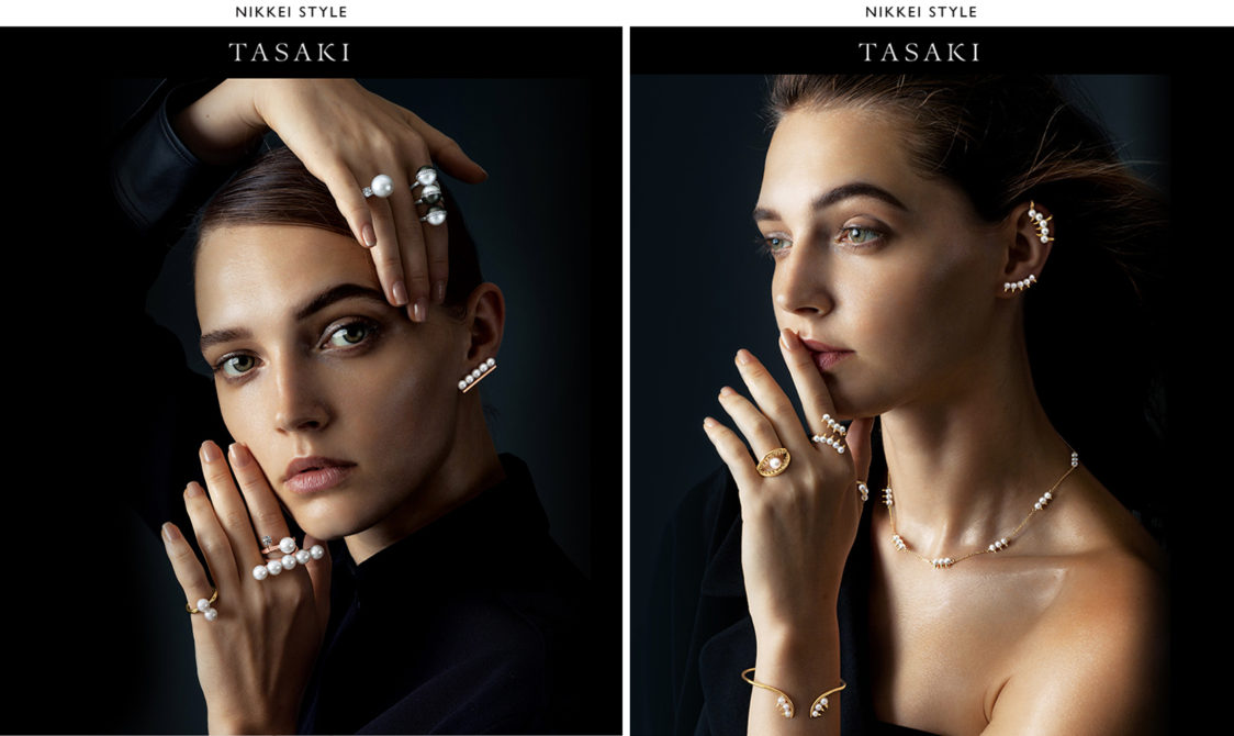 TASAKI _THE NIKKEI MAGAZINE STYLE Ai 2019