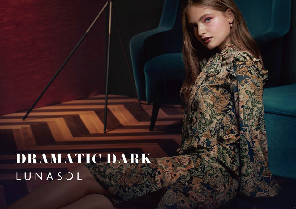 LUNASOL 2019 AW Collection _DRAMATIC DARK