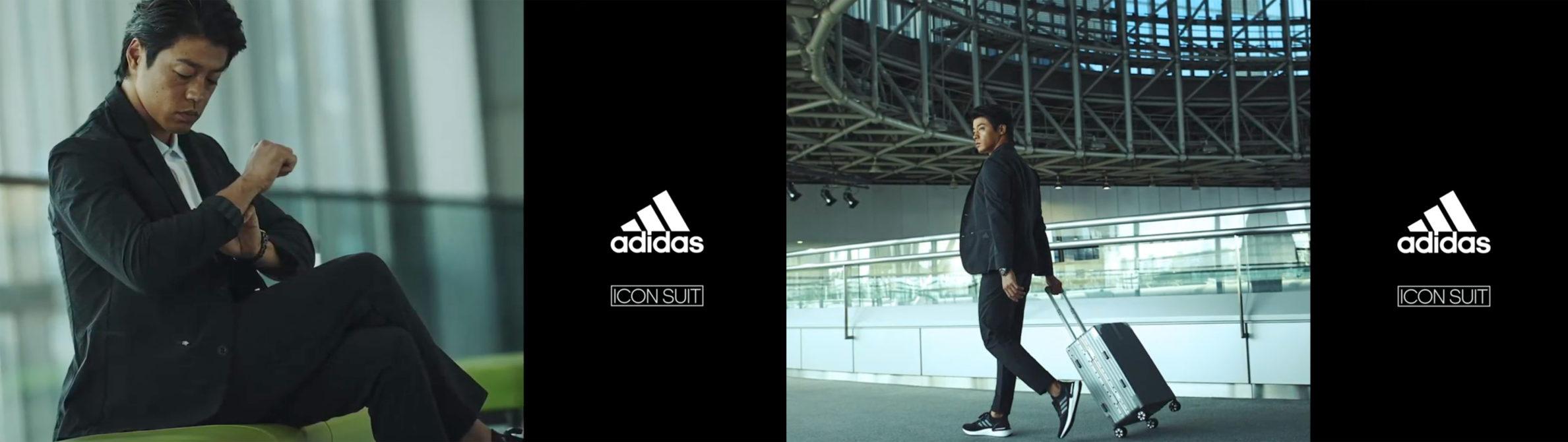adidas_ISETAN MEN'S _Takuya Haneda