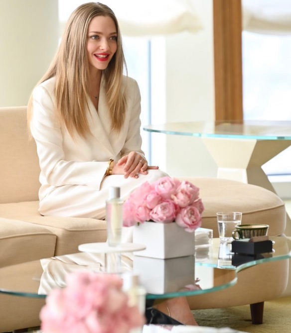 LANCÔME_Amanda Seyfried /global ambassador