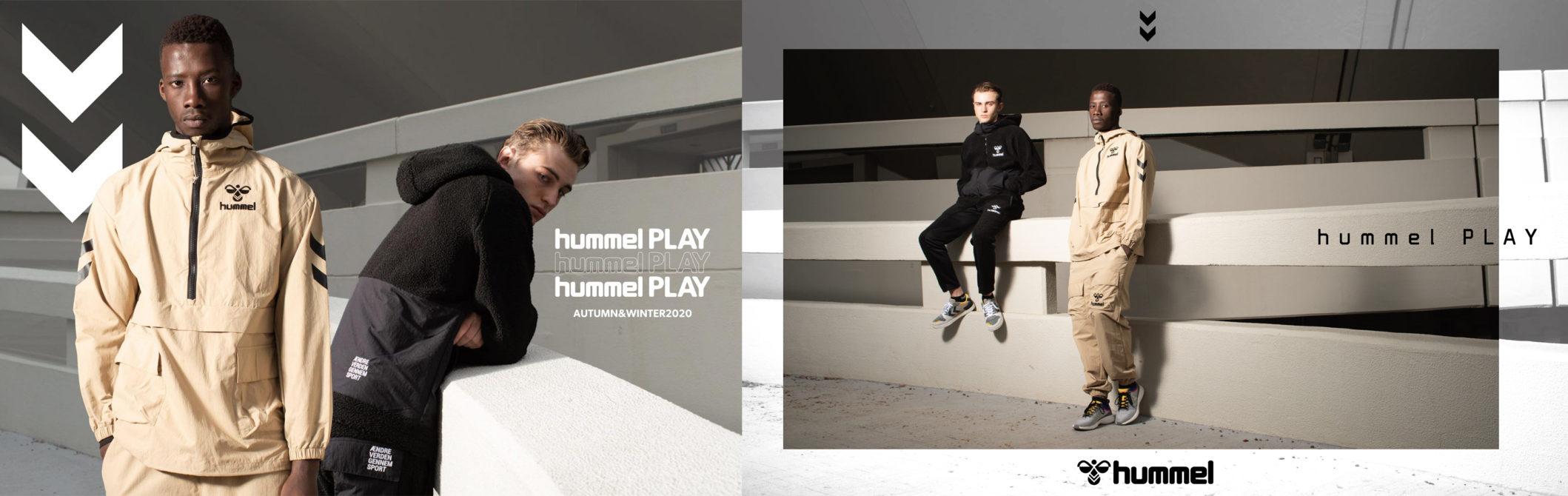 hummel PLAY_2020AW