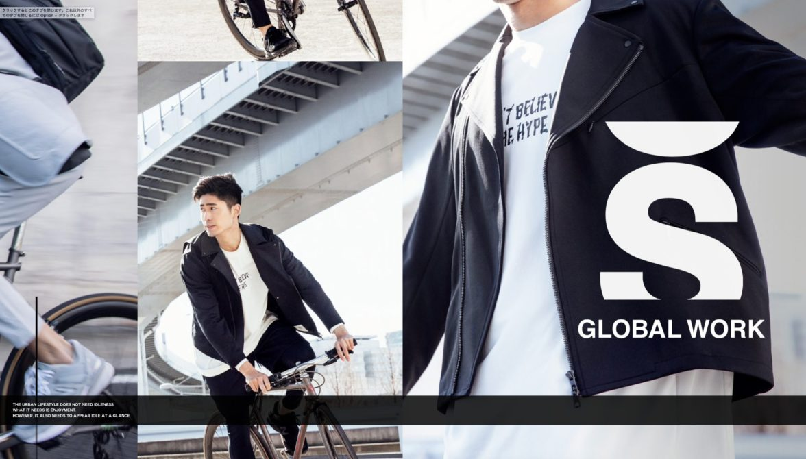 GLOBAL WORK_mens 2021SS