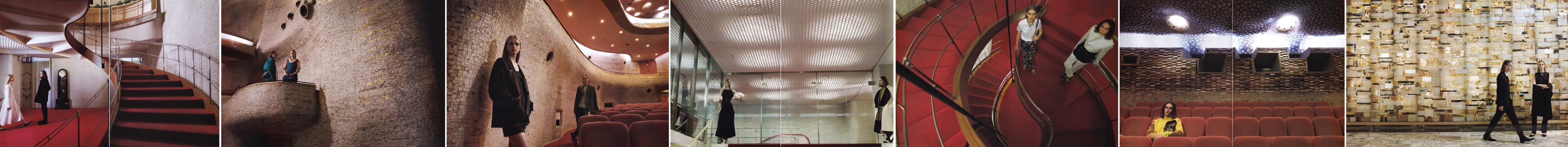 Casa BRUTUS_Fashion special 2021 SS_Nissay-Theatre